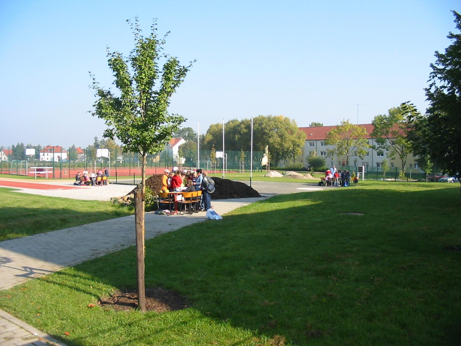 Sportparkbildersatz